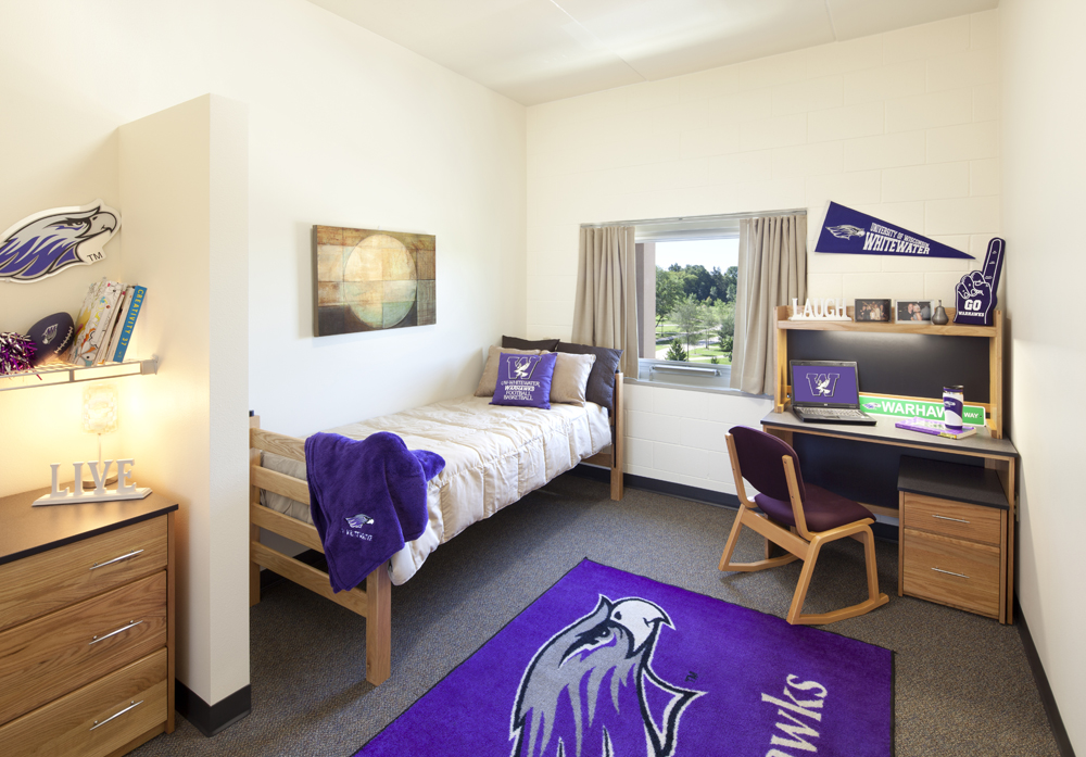 Potter Lawson | Starin Residence Hall – UW Whitewater