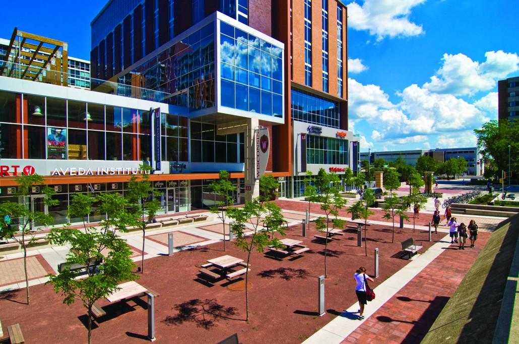 University Square Apartments Madison Wi