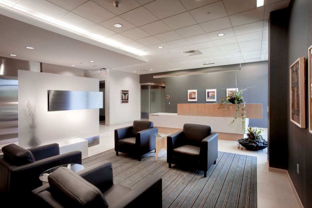 Potter lawson uw health administrative office for Office design wellbeing