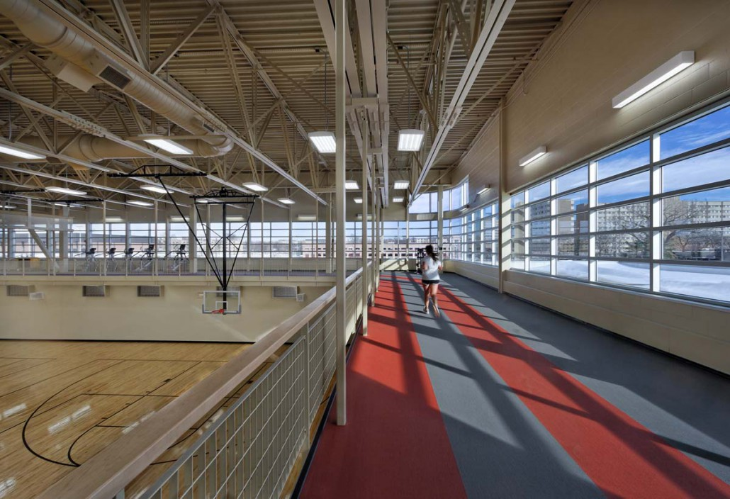Potter Lawson Recreation Amp Wellness Center