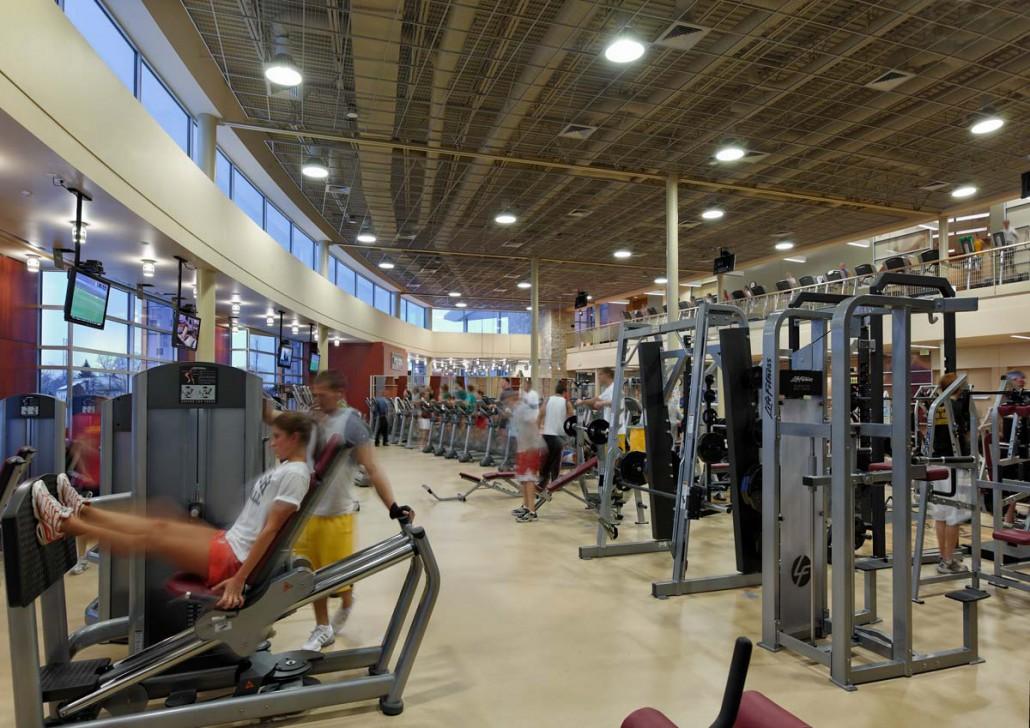 recreation  u0026 wellness center  u2013 potter lawson