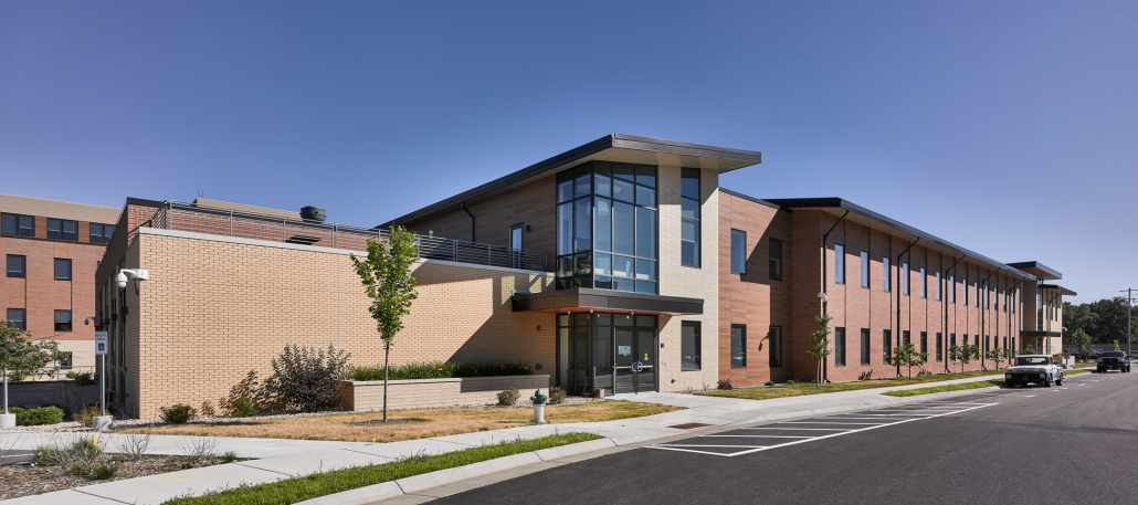 Columbia County Health and Human Services Building