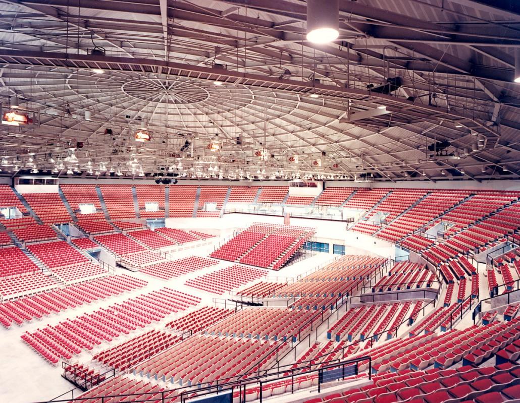 Potter Lawson Dane County Memorial Coliseum