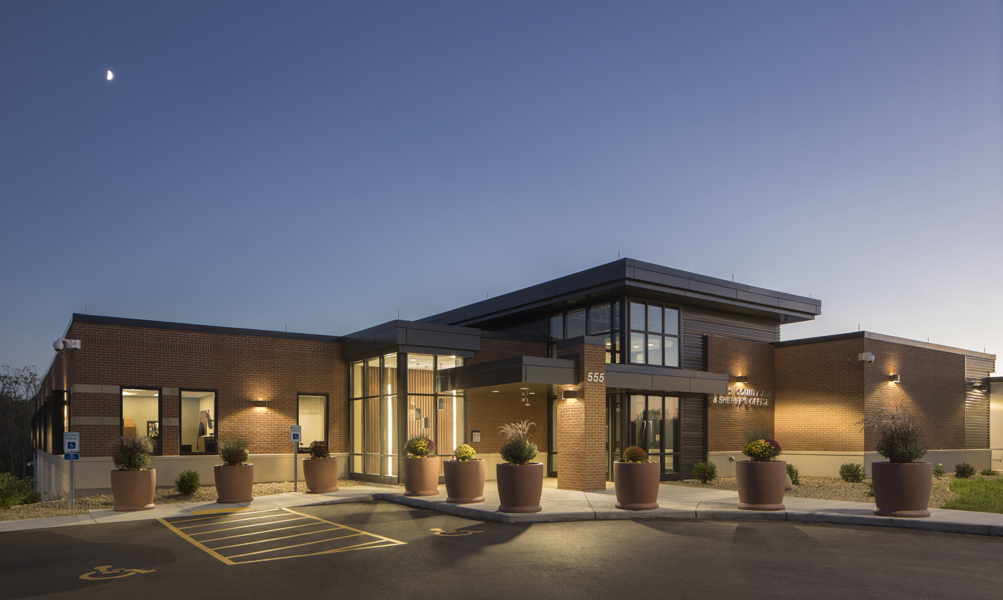 Pierce County Jail & Sheriff's Department – Potter Lawson