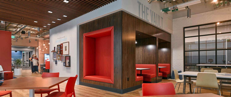 American Family Spark Building - Dream Bank
