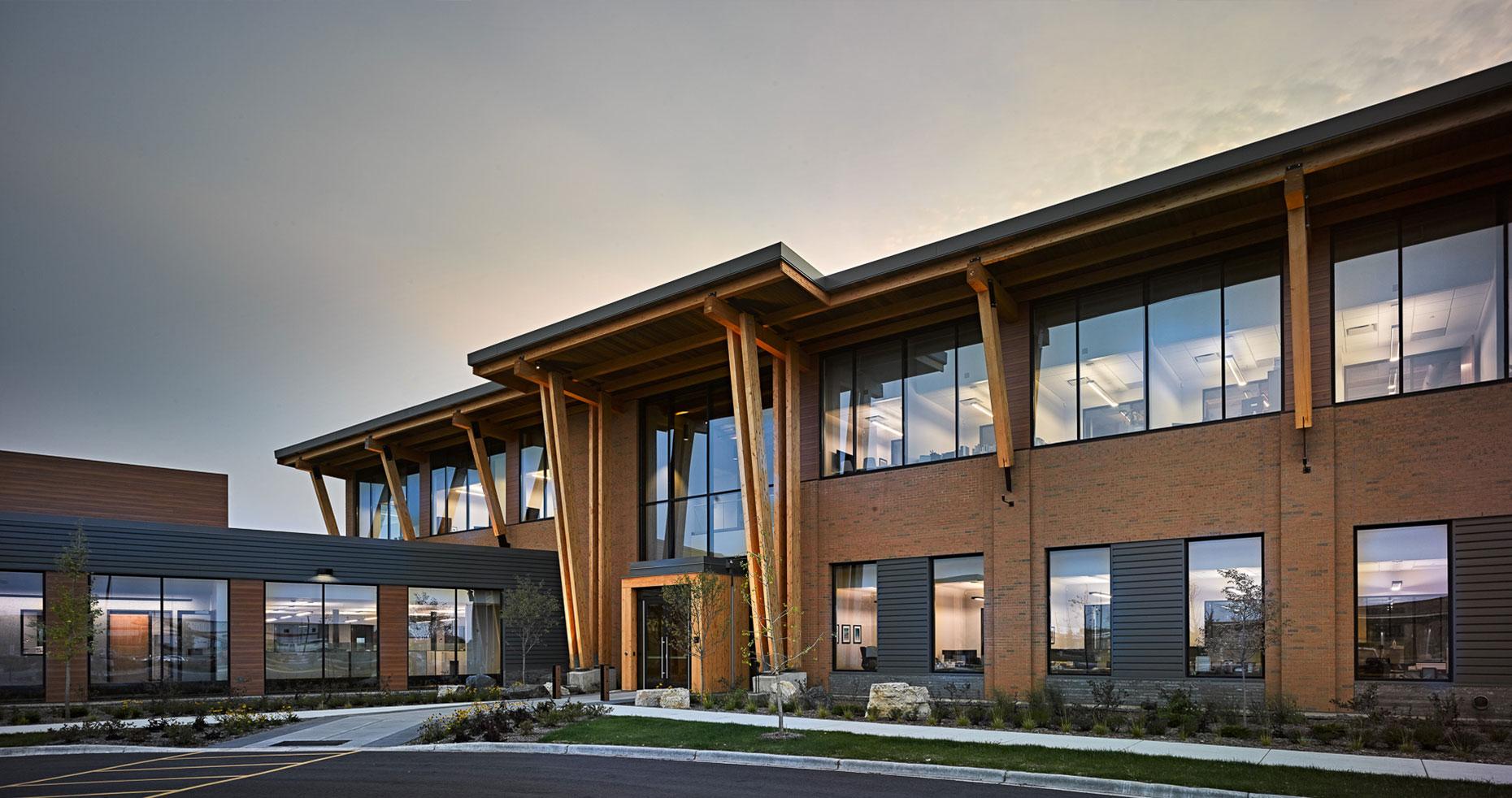 bell laboratories building architect madison wi