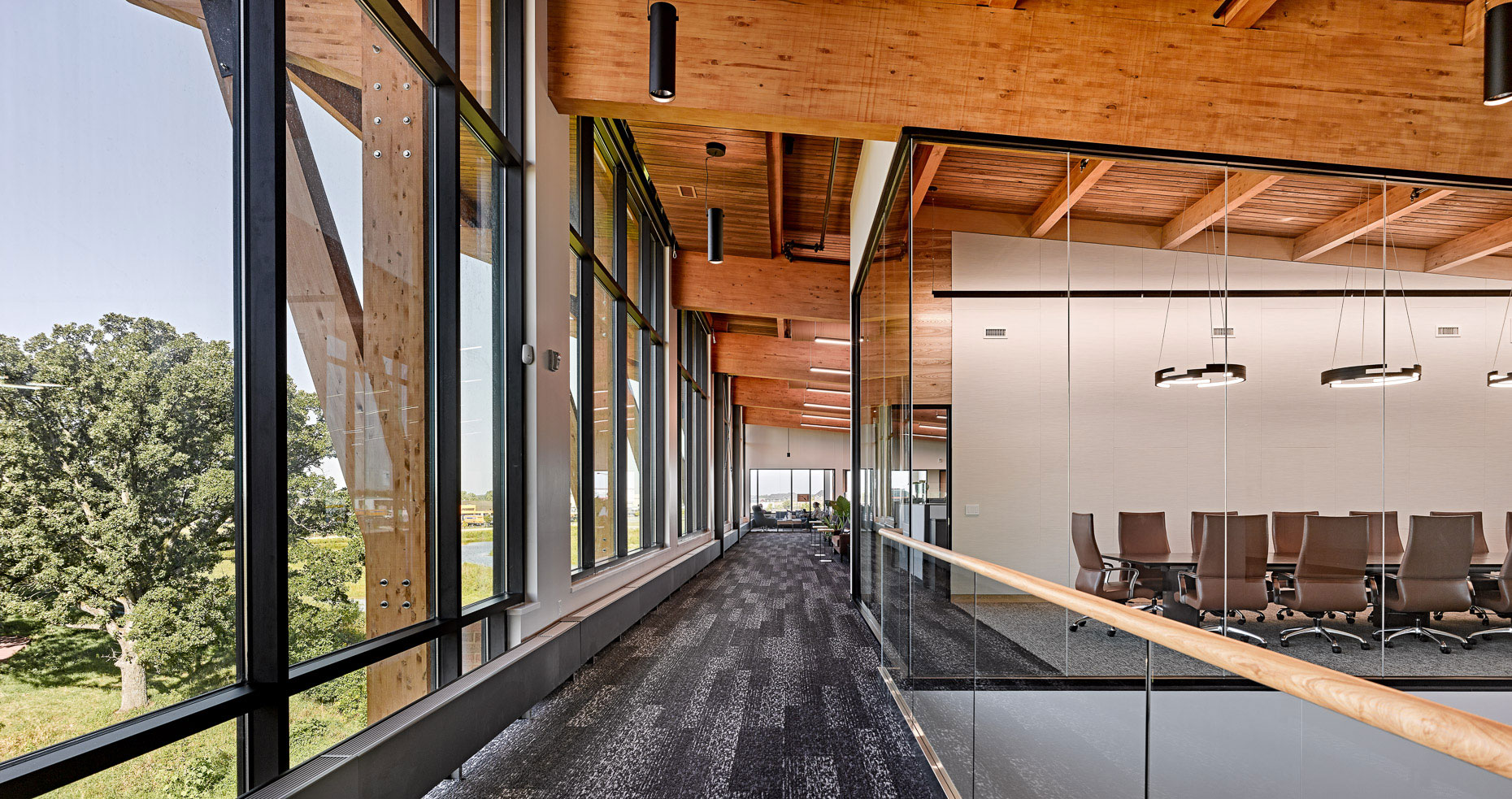 bell laboratories interior office design madison wi